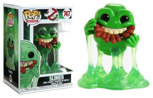 Slimer /& Hot Dogs n°747 Pop! Ghostbusters Funko