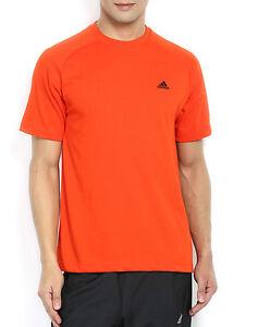 Orange Logo Mens New Adidas Essentials Climalite T ShirtTop xBQCdoreW