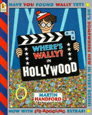 Where's Wally in Hollywood: 10th Anniversary Special Edition (Where's Wally?) by