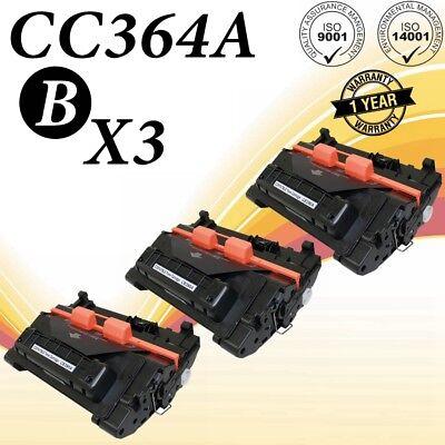 4PK CC364A 64A Toner Cartridge For HP LaserJet P4015n P4014n P4515tn P4515dn