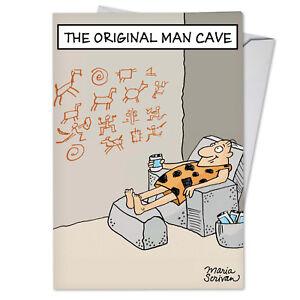 Image Is Loading C0259BDG Funny Single Birthday Greeting Card Original Man