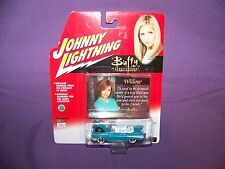 "Johnny Lightning 2000 Buffy The Vampire Slayer ""Xander's Chevy"" Die Cast Car NEW"