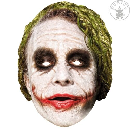 maschera di cartone * Batman the Joker Catwoman Rubies CARD MASK