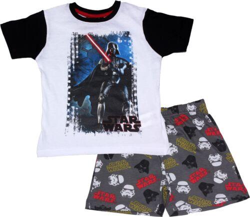 Garçon Star Wars Dark Vador à Manches Courtes Pyjama