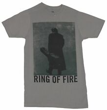 Johnny Cash MAN IN BLACK Hipster Ring Of Fire Nashville PUNK T-Shirt SIZES S-5X
