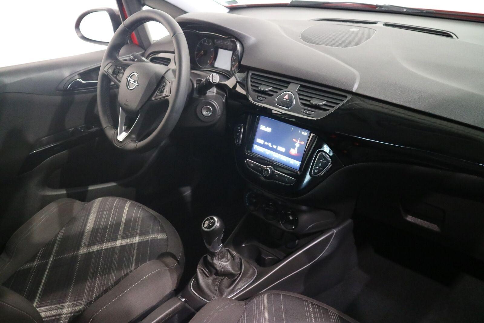 Opel Corsa 1,4 16V Sport - billede 9