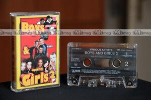 BOYS-amp-GIRLS-2-BE-3-SPICE-GIRLS-WORLDS-APART-1997-K7-audio-Cassette-166
