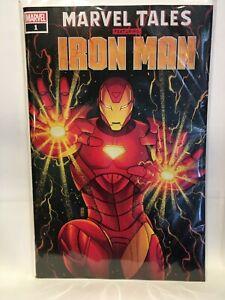 Marvel Tales Featuring Iron Man #1 STOCK PHOTO Marvel 2019