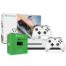 Xbox One S 1TB Forza Horizon 3 Bundle + Xbox Controller + Play and Charge Kit