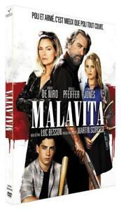 DVD-NEUF-Malavita-The-Family-Robert-DE-NIRO-Michelle-PFEIFFER