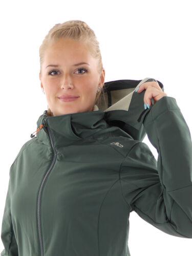 jas Cmp Climaprotect® jack Softshell Green Jas Functionele Stretch HqtBrqnx