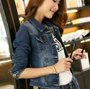 Fashion-Women-Jean-Denim-Jacket-Long-Sleeve-Shirt-Tops-Blouse-Coat-Outwear
