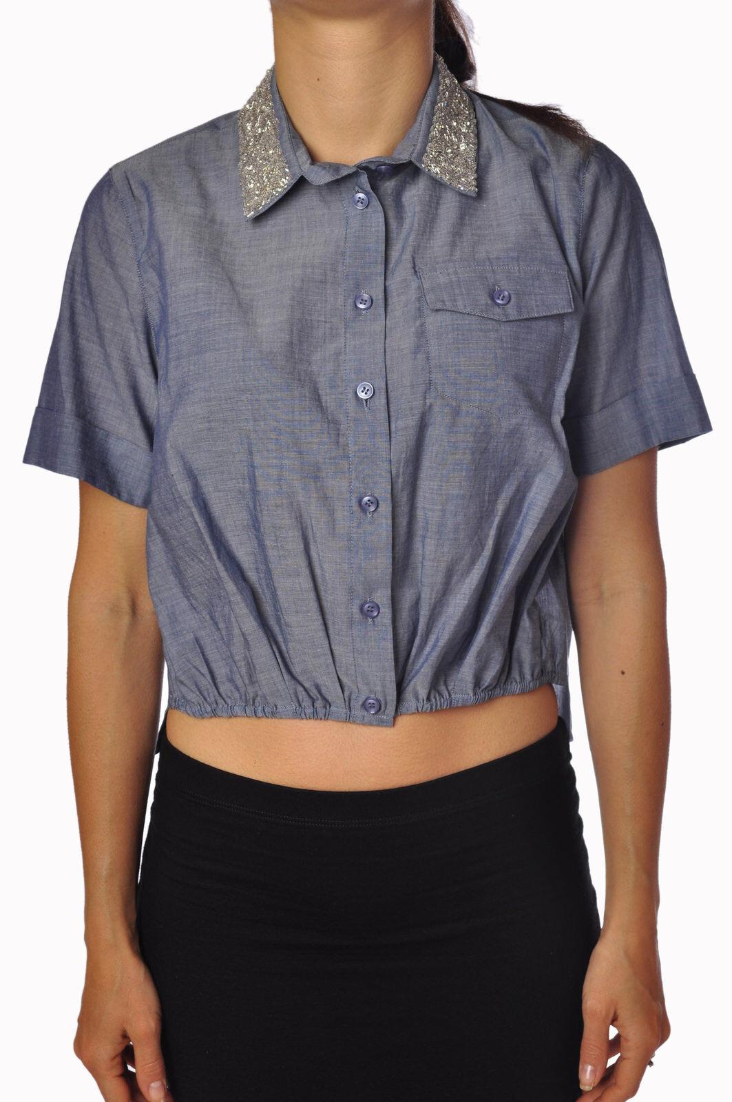 Liu-Jo - Shirts-Shirt - woman - Blau - 789317C184848