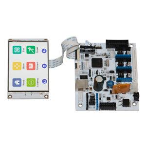Details Sur Geeetech Gtm32 Diy Desktop Imprimante 3d Mainboard Kit Open Source Touch Screen