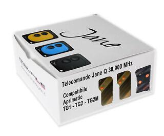 TELECOMANDO RADIOCOMANDO TRASMETTITORE QUARZATO 30,900 mhz CAME APRIMATIC