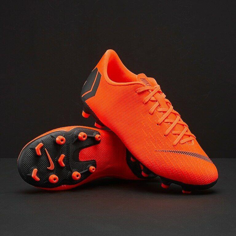 Nike Mercurial Vapor 12 academia de fútbol botas talla 5.5UK 38.5EUR último