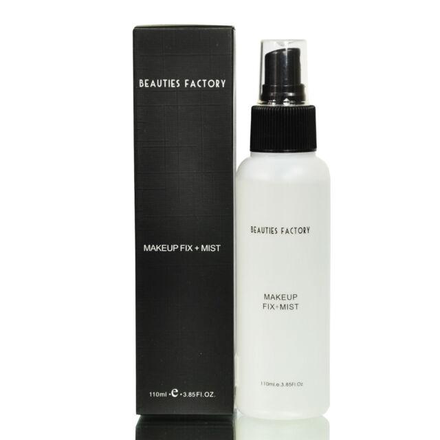 BF Makeup Fix & Mist Liquid Makeup Natural Fixer Spray Sealed Safe Cap 110ml 902