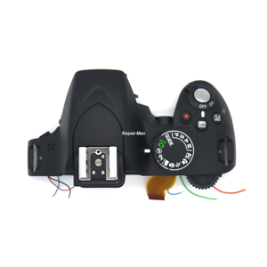 Details about D3200 Top Cover With Flash And Buttons Camera Repair Parts  For Nikon