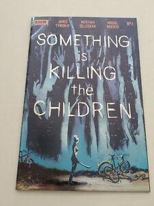Something Is Killing The Children 1 Foil LCSD Variant