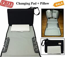 Baby Changing Pad Diaper Change Station Infant Travel Waterproof Mat Cover Kit