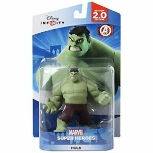Disney Infinity: Marvel Super Heroes 2.0 Hulk Figure Wii U Xbox PS3 Brand NEW