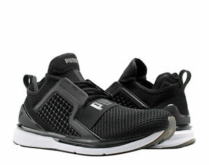 sports shoes 20b00 9341b Details about Puma IGNITE Limitless Weave Puma Black/White Men's Running  Shoes 19050302