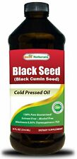 Best Naturals Black Seed Oil liquid 8 OZ - Black cumin Seed Oil called kalonji