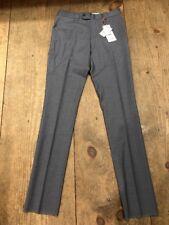 Jack Spade 100/% Wool Benton Micro Houndstooth Pants NWT $298 34 Charcoal Gray