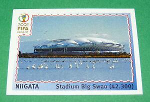 N-19-NIIGATA-STADE-WORLD-CUP-PANINI-FOOTBALL-JAPAN-KOREA-2002-COUPE-MONDE-FIFA