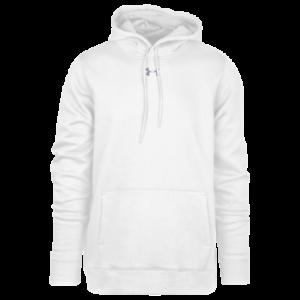 Under Armour Rival fleece 2.0 team hoodie white NEW XL men/'s