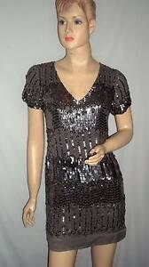Brand-New-With-Tags-WITCHERY-Embellished-Dress-Size-8-349-95