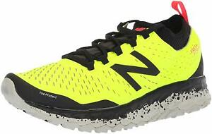 3579803646873 New Balance Mens Hierro Low Top Lace Up Trail Running, Yellow/Black ...