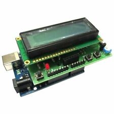 Future Kit 16x2 Lcd Keypad Shield For Arduino Uno Sensor 1602 Flux Workshop