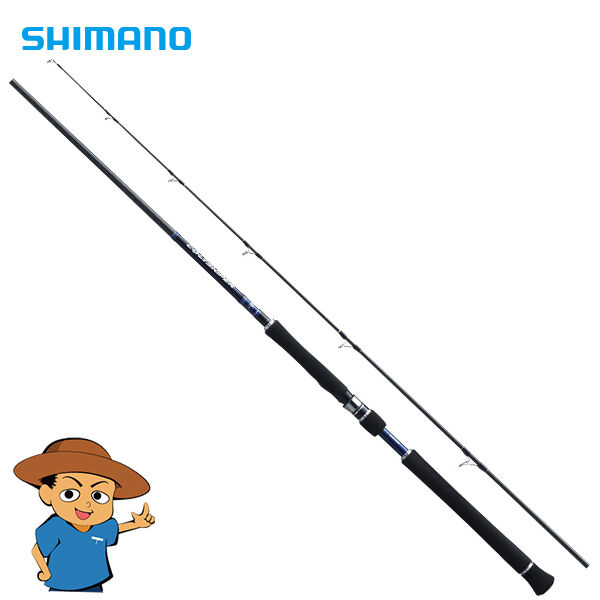 Shimano COLTSNIPER S1000M 10' Medium jigging casting spinning rod pole