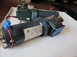 Image Is Loading 1 4hp Variable Sd Dc Motor Grove Gear