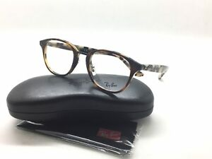 5f3c05900a Ray Ban RB 5355 5676 Havana on Havana Beige Glasses Eyeglasses ...