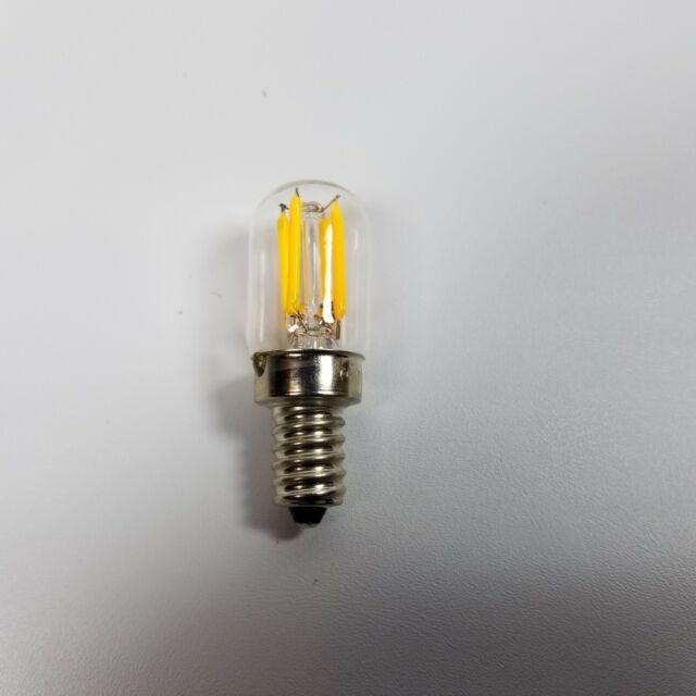 E12 110V 4W Retro Vintage Filament LED Candelabra 5000K DayWhite Light Bulb BP