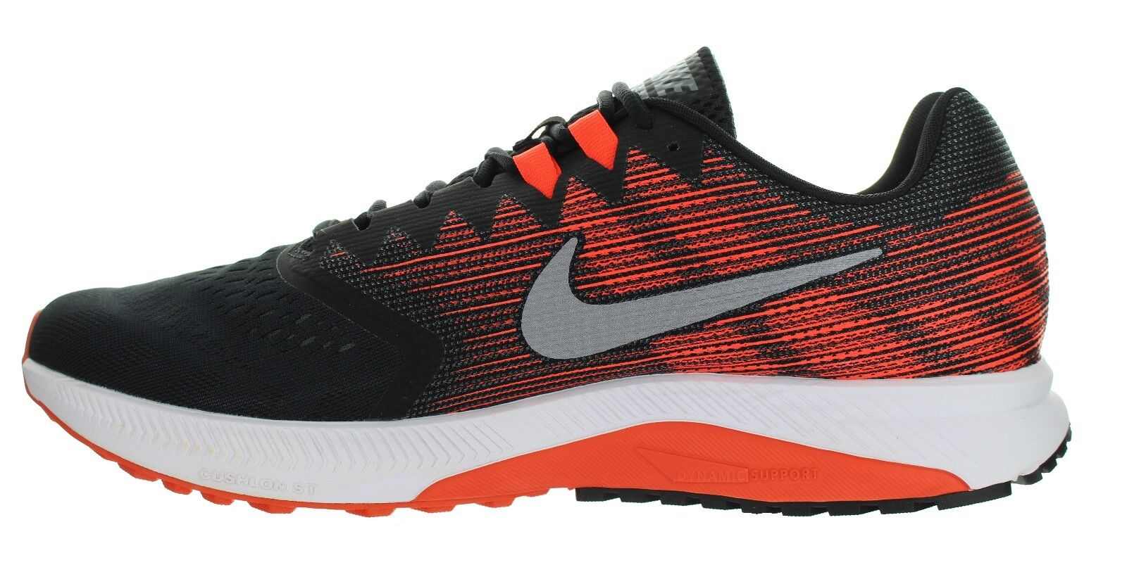 Nike Men's  Zoom Span 2   Black - Red Training shoes Size 14 New