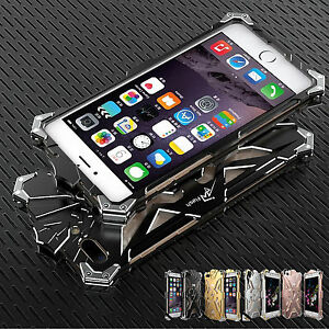 aluminum iphone 5s case simon thor shockproof aluminum metal armor cover for 6230