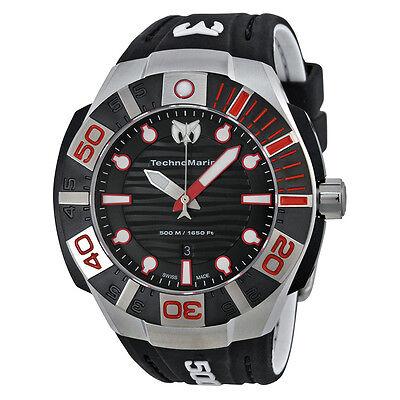 TechnoMarine Black Reef Watch 513002