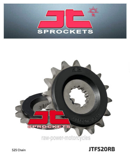 8371407 Triumph Street Triple 675 R 2012 JT Front Rubberized Sprocket 16T