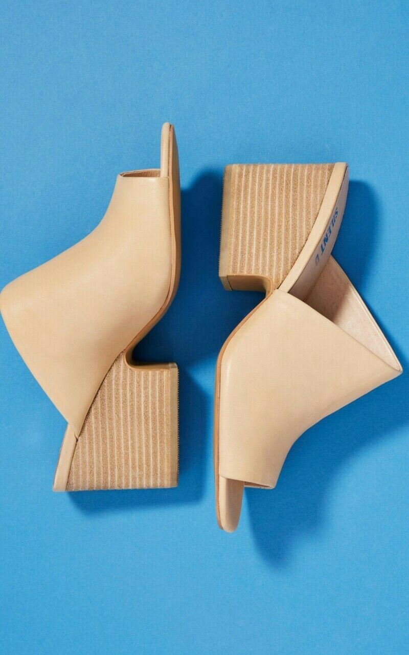 per offrirti un piacevole shopping online Anthropologie Billys Leather Mules Dimensione 39     148  vendita scontata online di factory outlet
