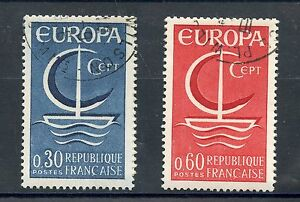 STAMP-TIMBRE-FRANCE-OBLITERE-N-1490-1491-EUROPA