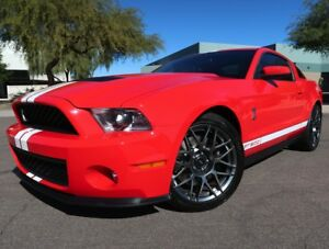 2011 Ford Mustang Shelby Gt500 Ebay