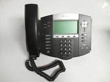 Polycom Soundpoint Ip550 Poe Backlit 4 Line Display Phone 2201 12550 001