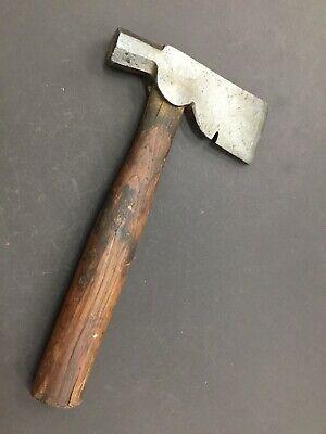 Vintage True Temper Genuine Hatchet Axe Hammer Roofing Ebay