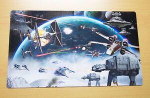 F1043 Free Mat Bag AT-AT Walker Nien Nunb Star Wars TCG Playmat Game Mouse Pad