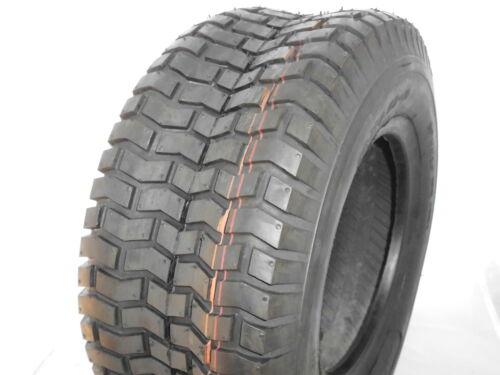 2 x Reifen 13x6.50-6 Aufsitzmäher Rasentraktor Rasenmäher 4 PR Blockprofil *