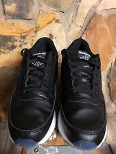 af5ac95dfba9 Classic Reebok Mens CL Renaissance Ice Sneaker Shoe Sz 8.5- Black