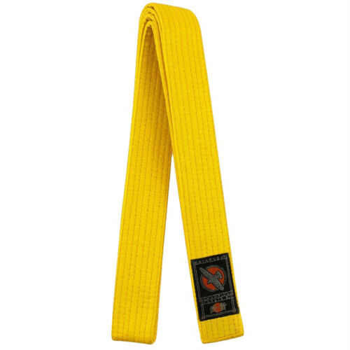 Hayabusa Karate Belt kimono taekwondo Yellow